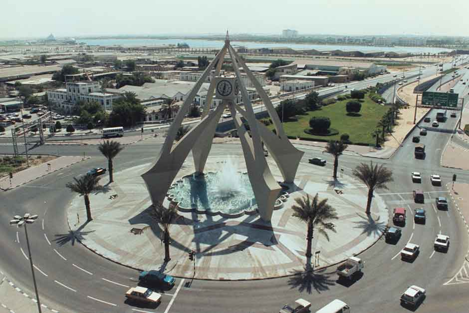 Reach Mashreq Heritage clock tower for web