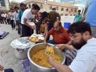 Indian, Pakistani duo offering free iftar daily