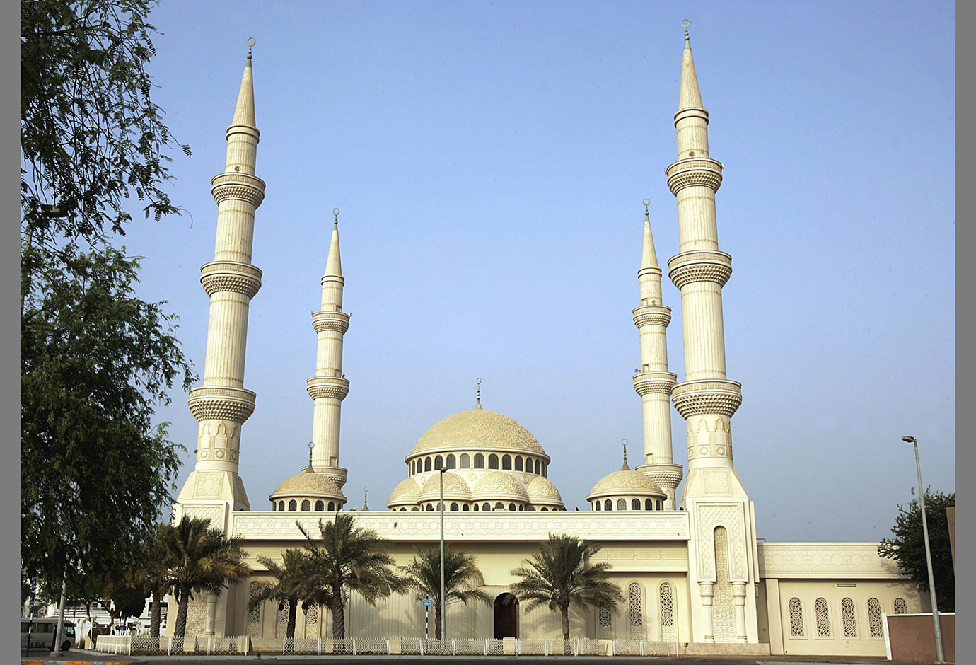 Mary, Jesus' Mother mosque in Abu Dhabi