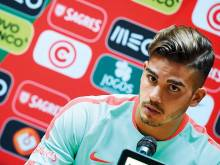 Youngster Silva living a dream with Portugal