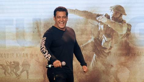 Salman Khan promotes Tubelight movie