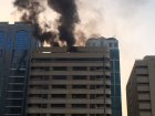 Major fire contained in Abu Dhabi