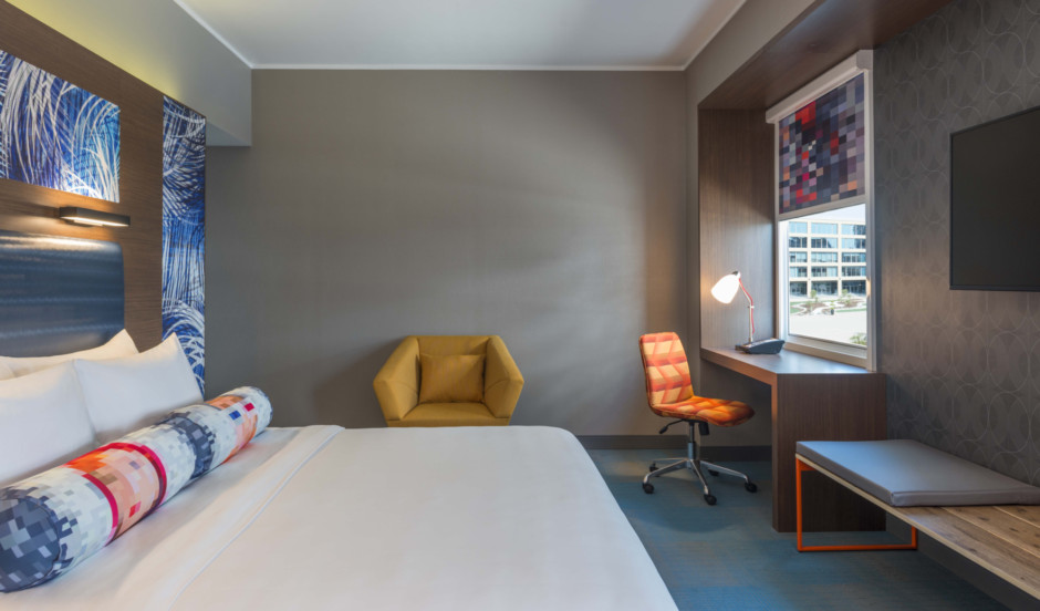 Aloft Room - Double Bed