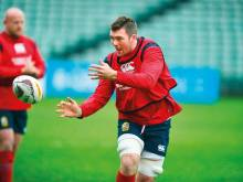 O'Mahony to lead courageous Lions in first Test