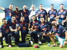 Mammoths emerge best in Dubai Ramadan league