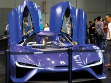 China propels electric ultra-performance cars