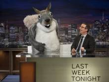 John Oliver sued for defamation by coal company