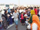 Community group distributes 8,000 iftar packets