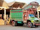 'Truck art' tradition rolls along in Pakistan