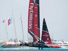America's Cup at crossroads as Kiwis near win