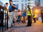 London tower blocks evacuated over fire fears