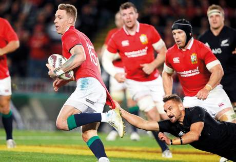 Gatland wants his hurt Lions to regroup early