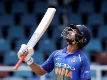 Rahane, Kohli star as India thrash West Indies
