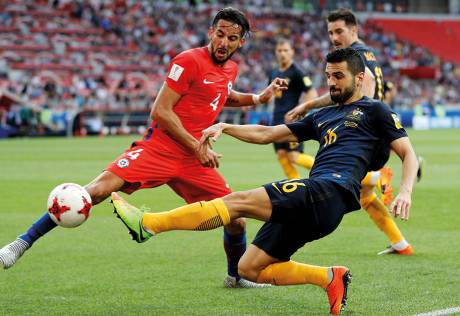 Socceroos see positives despite early exit
