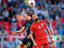 Chile's relentless style takes it toll: Pizzi