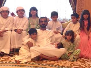 Look: Al Maktoum family celebrate Eid