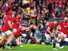 Lions Test hopefuls blow it against Hurricanes