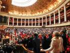 French parliament opens in test for Macron