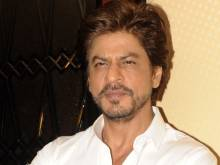 Shah Rukh Khan calls himself an 'ageing star'