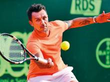 Maldini plays numbers game on pro tennis career