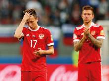 Russia's pre-World Cup form sparks concern