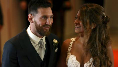 Messi Nuptial: Wedding of the century