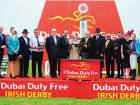 O'Brien boasts of dime-a-dozen DDF Irish Derby
