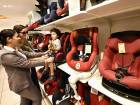 New UAE law spurs sales of child car seats