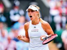 I am happy to be back, relieved Kerber says