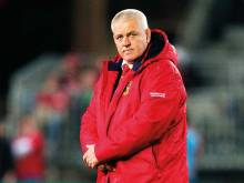 Gatland ready for Lions tour on own terms