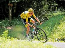 Froome and rivals dust down after hectic week
