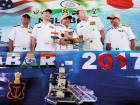 India, US and Japan navies kick off exercise