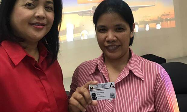 July 12: Launch of ID for overseas Filipinos