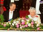 Gibraltar shadow as Britain hosts Spanish royals