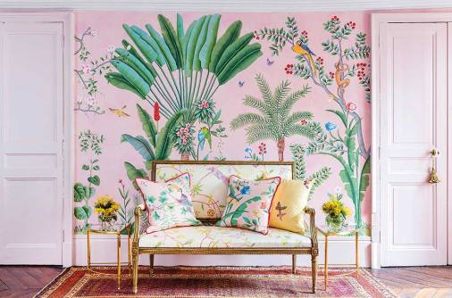 Wallpaper trends that are shaping 2017