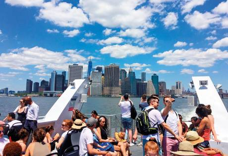 Visiting NYC this summer? Hit the beach
