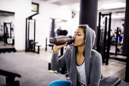Protein shakes help you recover quickly and helps repair muscle tissues after a workout
