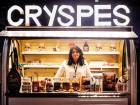 Yusra Kharbush, owner of Cryspes.