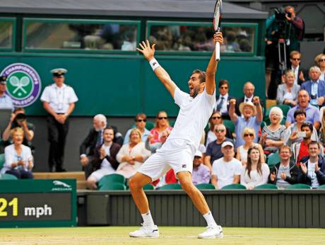 Unbelievable, Cilic says on reaching final