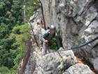 Seneca Rocks: A haven for serious rock climbers