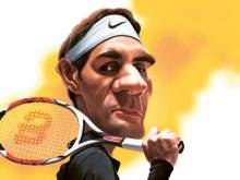 Federer lives out his dream
