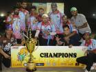 Emirates Falcon win tournament for noble cause