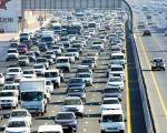 Massive traffic jams hit Dubai residents