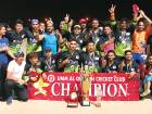 Brother Gas stop Iconic to emerge champions