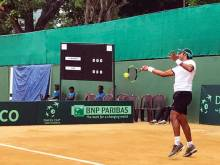 UAE still in the running at Davis Cup
