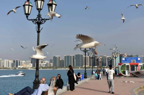 Abu Dhabi residents not surprised by No 2 spot