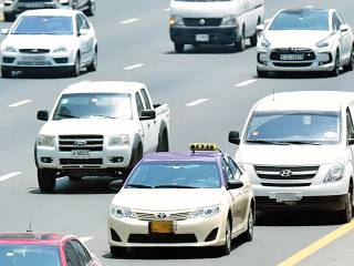 Report road bullies in Dubai: Here's how