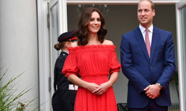Will and Kate's pre-Brexit charm tour