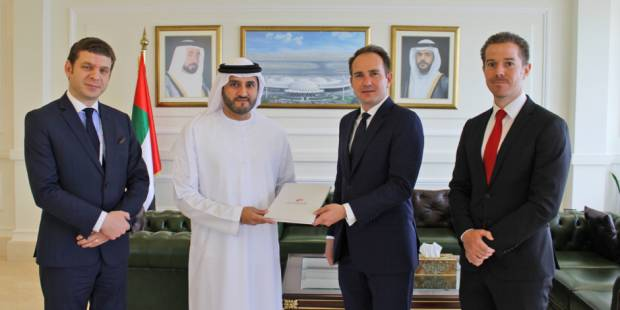Sharjah to build Dh110m private jet terminal
