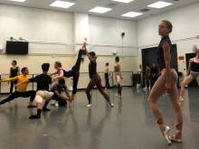 'Jewels' ballet's 50th anniversary to be marked